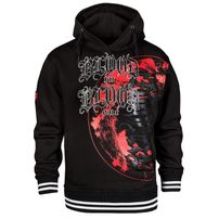 Blood In Blood Out Cartel Hoodie Black