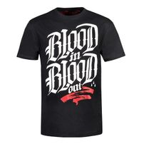 Blood In Blood Out Escudo Logo T-Shirt
