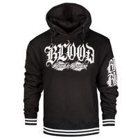 Blood In Blood Out Lema Hoodie Black
