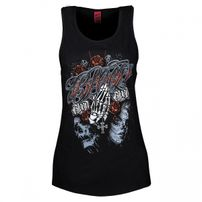 Blood In Blood Out Manos Orando D-Tanktop