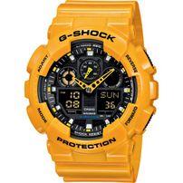 Casio G-Shock GA 100A-9A (411)