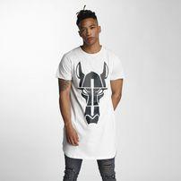 Cavallo Streets Long Oversize T-Shirt White