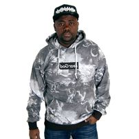 Cayler & Sons Fear God Hoody Black White