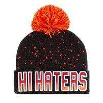 Cayler & Sons Hi Haters Pom Pom Black Red