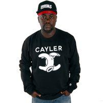 Cayler & Sons No. 1 Crewneck Black