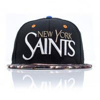 Cayler & Sons Saints Black Cap