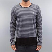 Cazzy Clang *B-Ware*  Stripes II Longsleeve Grey