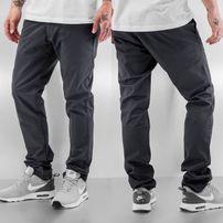 Cazzy Clang Basic Chino Pants Dark Grey