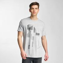 Cazzy Clang Boulder T-Shirt Grey