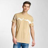 Cazzy Clang Bozeman T-Shirt Beige