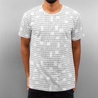 Cazzy Clang Checked II T-Shirt White