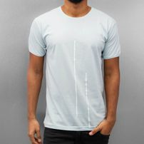 Cazzy Clang Two Stripes T-Shirt Blue