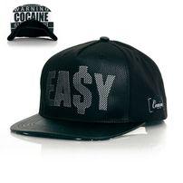 Cocaine Life EA$Y Classic Snapback Black