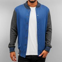 Cyprime College Jacket Blue/Anthracite