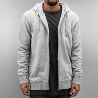 Cyprime Organic Cotton Zip Hoody Grey