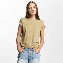 Cyprime Platinum Oversized T-Shirt Beige