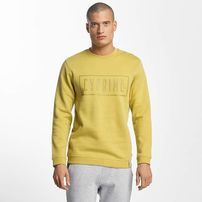 Cyprime / Pullover Radon in yellow