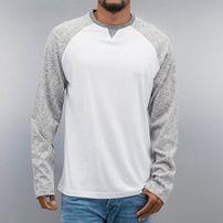 Cyprime Raglan Longsleeve Grey/White