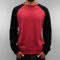 Cyprime Raglan Sweatshirt Burgundy/Black