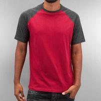 Cyprime Raglan T-Shirt Burgundy/Anthracit