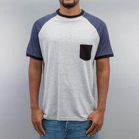 Cyprime Raglan T-Shirt Grey/Black