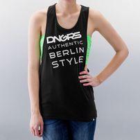 Dangerous DNGRS Berlin Tank Top Jet Black