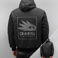 Dangerous DNGRS Big Logo Jacket Black