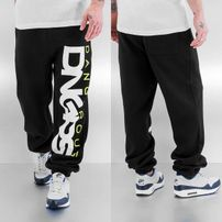 Dangerous DNGRS Classic Sweat Pants Black/Green