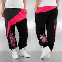 Dangerous DNGRS Classic Sweatpants Black/Pink