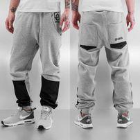 Dangerous DNGRS Denim II Sweatpants Grey Melange