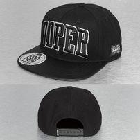 Dangerous DNGRS Doper Snapback Cap Black