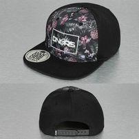 Dangerous DNGRS Flower Snapback Cap Black