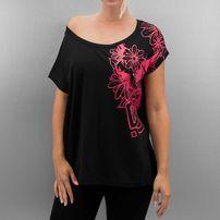 Dangerous DNGRS Flower T-Shirt Black