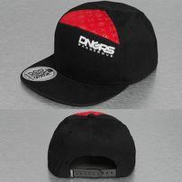 Dangerous DNGRS Gang Snapback Cap Black/Red