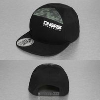 Dangerous DNGRS Gang Snapback Cap Camouflage/Black