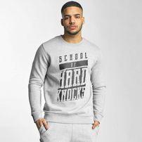 Dangerous DNGRS Hardknocks Sweatshirt Grey