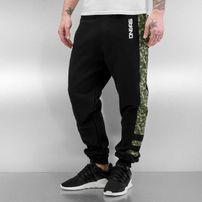 Dangerous DNGRS Jack Sweat Pants Black/Camo