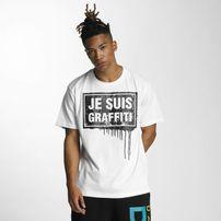 Dangerous DNGRS Je Suis T-Shirt White