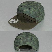 Dangerous DNGRS Kreuzberg Snapback Cap Camouflage