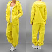 Dangerous DNGRS Ladies Sweat Suit Blazing Yellow