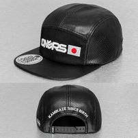 Dangerous DNGRS Logo 5-Panel Cap Black
