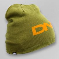 Dangerous DNGRS Logo Beanie Green/Orange