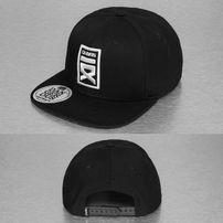 Dangerous DNGRS Logo Snapback Cap Black
