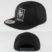 Dangerous DNGRS Member Snapback Cap Black