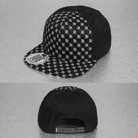 Dangerous DNGRS Mini Logo Snapback Cap Black