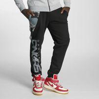 Dangerous DNGRS Noah Sweatpants Black Black