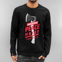 Dangerous DNGRS PeaceMaker Sweatshirt Black