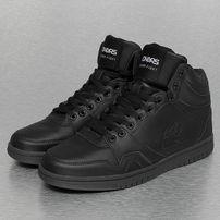 Dangerous DNGRS Small Logo Mid Sneakers Black