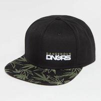Dangerous DNGRS / Snapback Cap Health in black