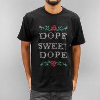 Dangerous DNGRS Sweet Dope T-Shirt Black